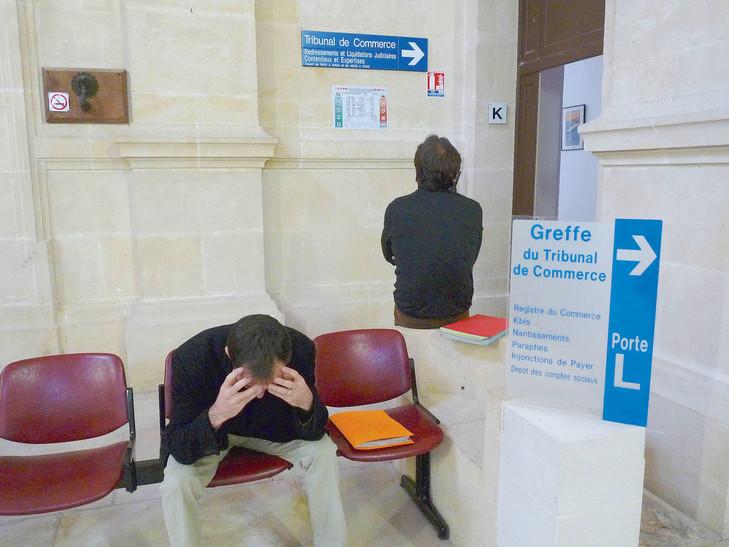 Tribunal commerce <br/>de Saintes.