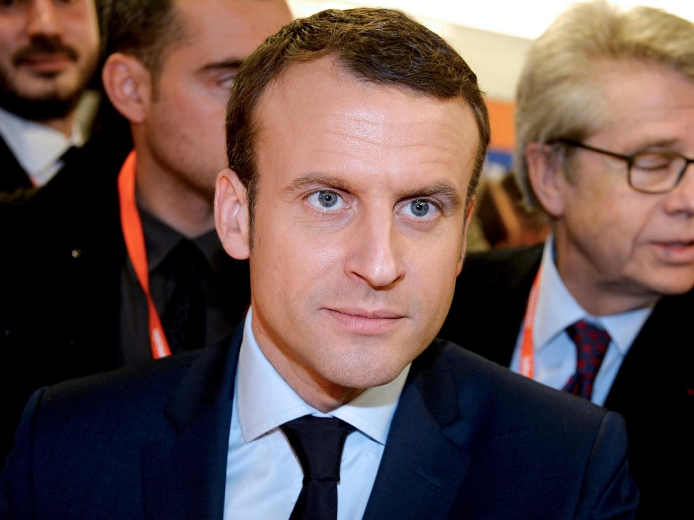 Prsidentielle Macron  Lyon pour un meeting coup de gong  La Croix