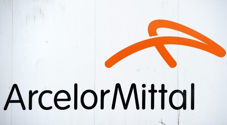Arcelor affirme qu'il 'n'est en aucun cas à l'origine de prétendus déversements irréguliers sur la zone de stockage. Si ces faits étaient avérés, ils seraient le fait de personnes isolées au sein d'ArcelorMittal ou des entreprises sous-traitantes'. / AFP/Archives