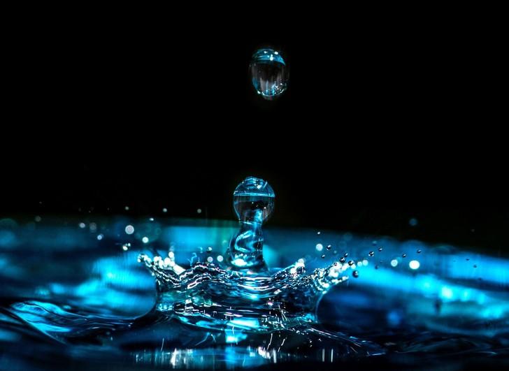 le mystere du bruit de la goutte d eau