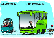 Ouibus and BlaBlaCar lower the boundaries between the modes of transport