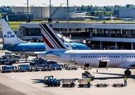 The French-Dutch air group transported 101447000 passengers in 2018, ...