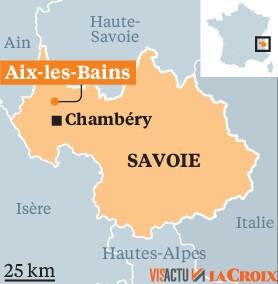 Aix-les-Bains, la reina de los resorts.