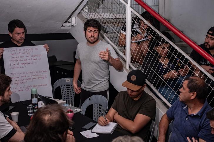 En Chile, la palabra del pueblo ha sido liberada
