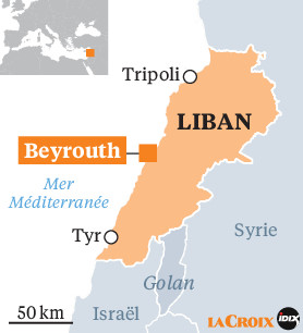 Anger in Lebanon after ex-militia exfiltration to the United States