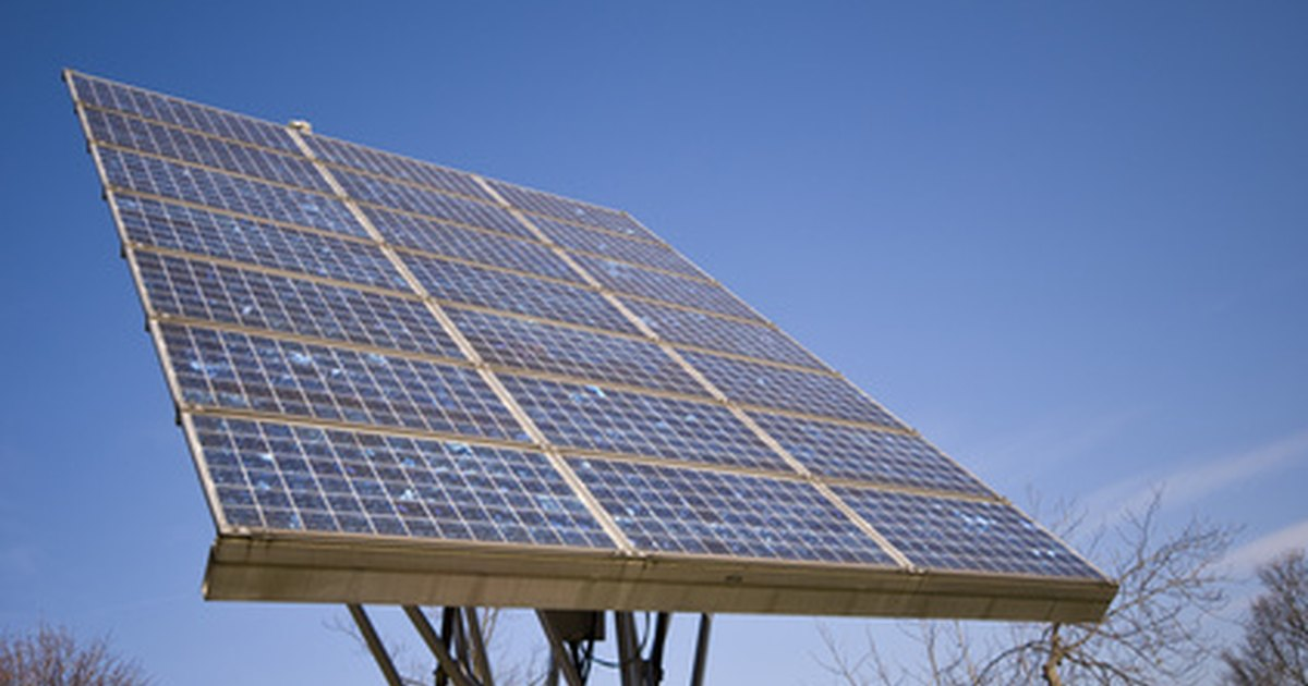 Description Of How Solar Power Works Solar Thermal And Solar Pv