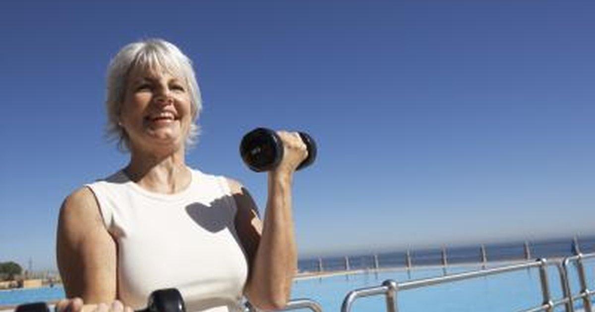Weighttraining Exercises For Women Over 50 Livestrongcom