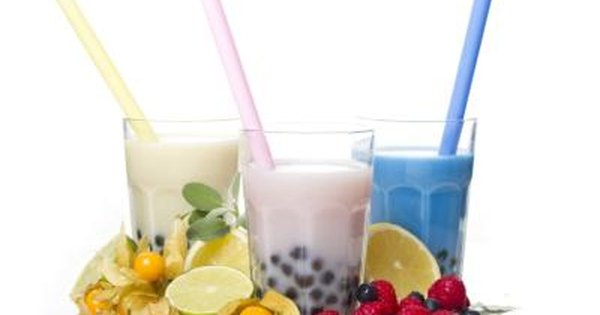 Taro Bubble Tea Nutrition LIVESTRONGCOM