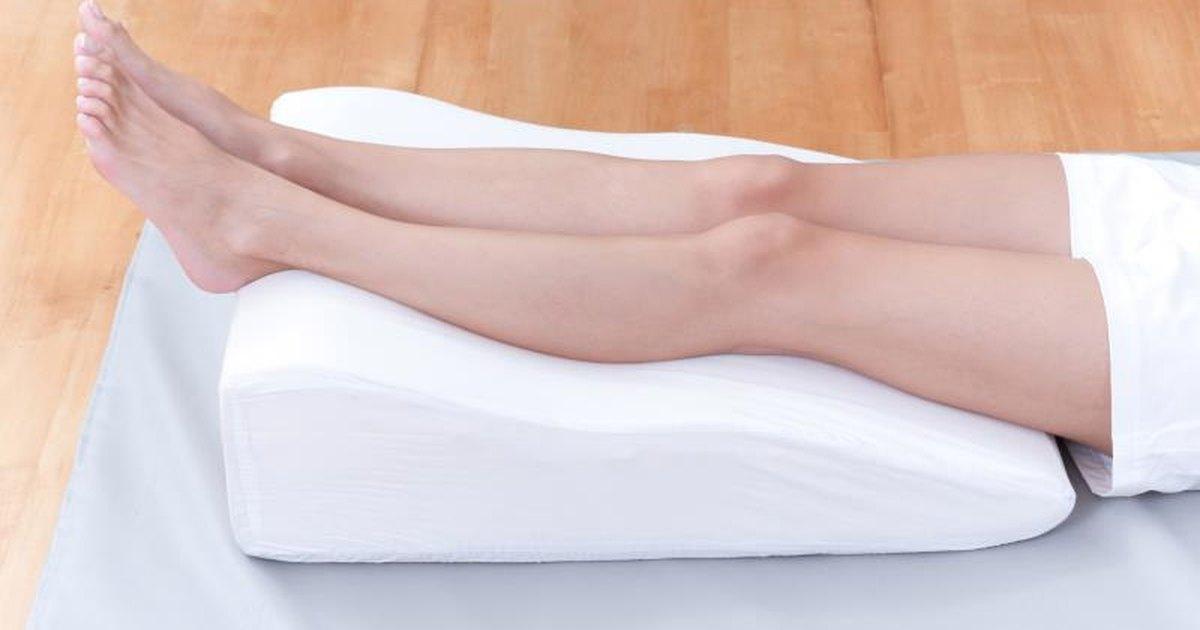 El calor y los problemas de circulación en las piernas...