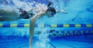 What Are the Easiest Strokes for Lap Swimming