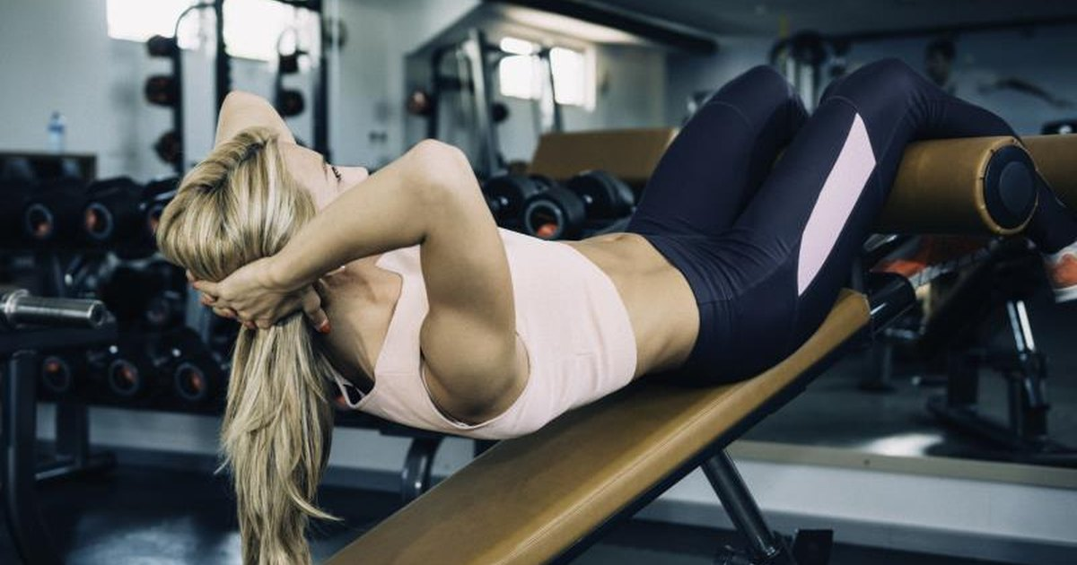 Are Decline Bench Sit Ups Or Exercise Ball Sit Ups Better