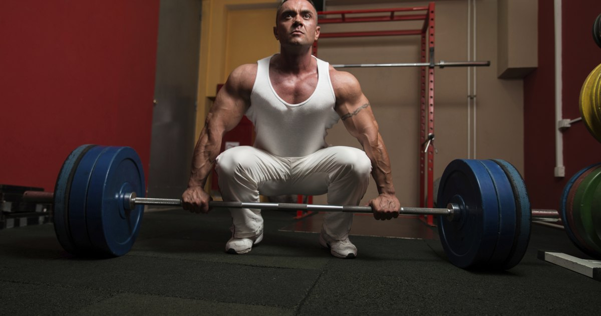 How To Start Powerlifting Livestrong Com