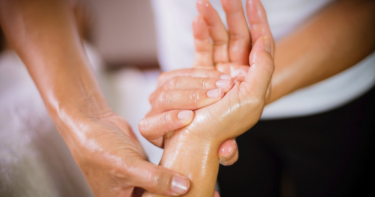 What Are the Benefits of a Hand Massage  LIVESTRONGCOM