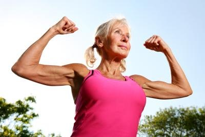 How Much Muscle Can A Women Gain In A Week? Livestrongcom