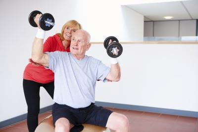 Weight Training for 60-Year-Old Men | LIVESTRONG.COM