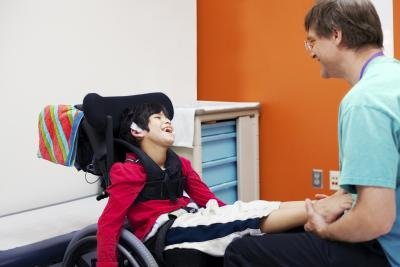 Effects of Cerebral Palsy on a Child's Development