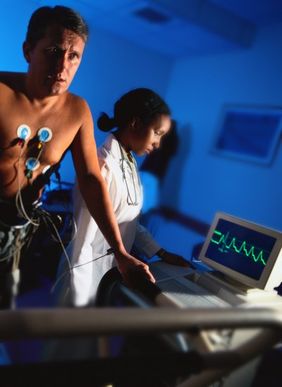 Treadmill Walking And Blood Pressure