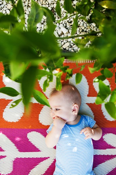 Does a Childs Mouth Bleed During Teething  LIVESTRONGCOM