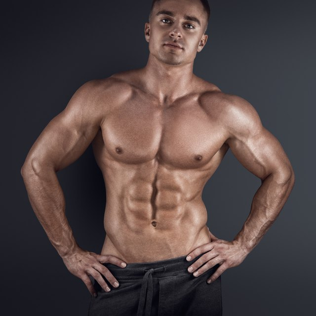 Bodybuilders often follow strict diets to get super-lean — only to gain weight quickly when the diet is over.