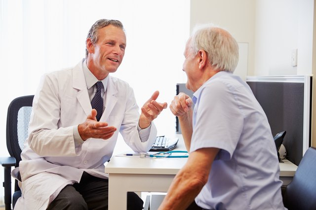 Your doctor can help you determine what screening tests you might need.