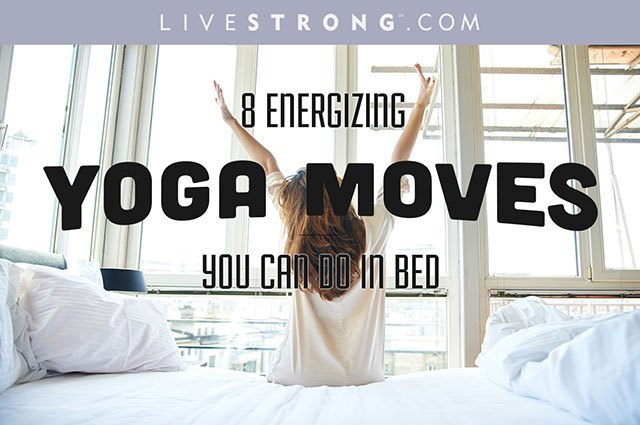 The best workout? One you can do without getting out of bed.