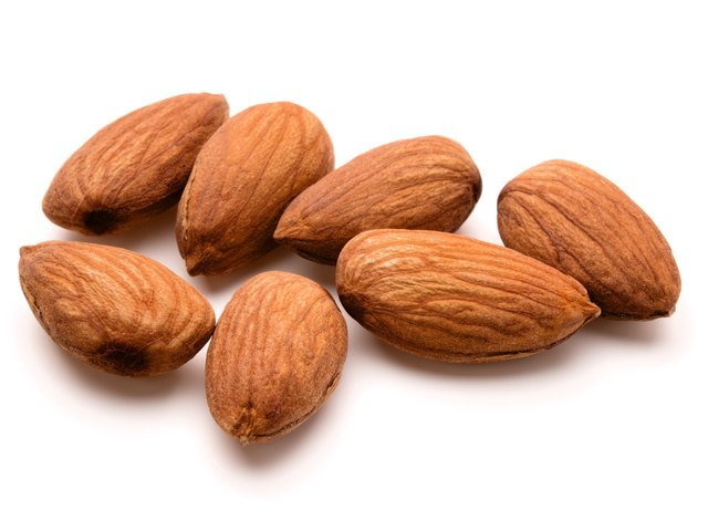 In a reverse diet, increase your calories by one to five percent per week — about eight or nine almonds a day.