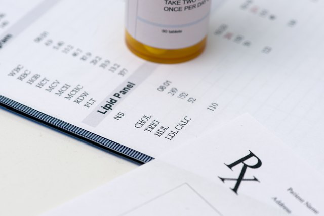 Medication can help lower your cholesterol, but don't forget about lifestyle changes, too.