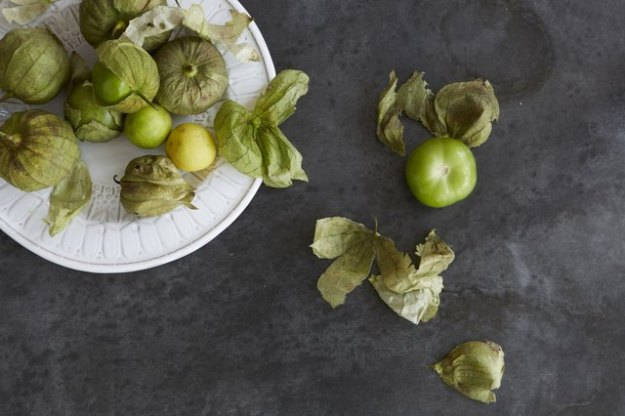 Tomatillos are another member of the nightshade family