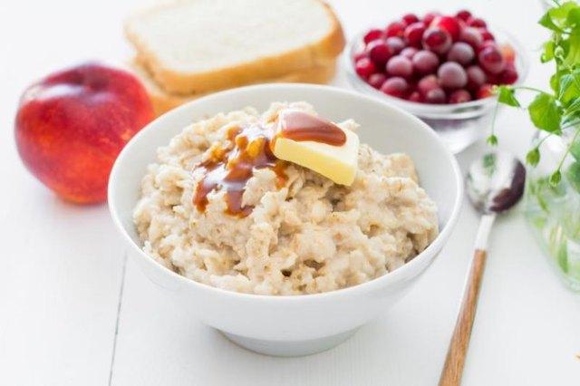 Diet oatmeal bernutrisi