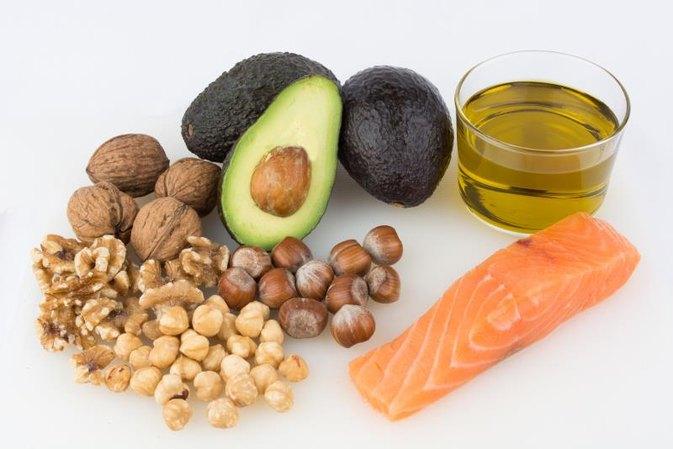 IIFYM Diet Plan - fat food