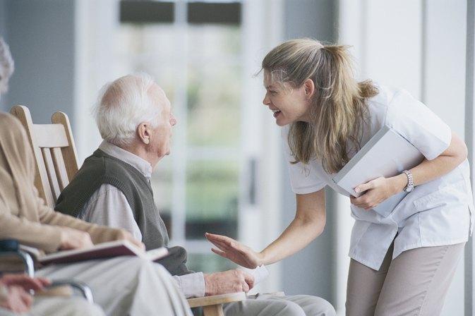 How to Put Elderly Parents in Nursing Homes  LIVESTRONGCOM