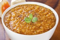How Many Calories in Lentil Soup?   LIVESTRONG.COM