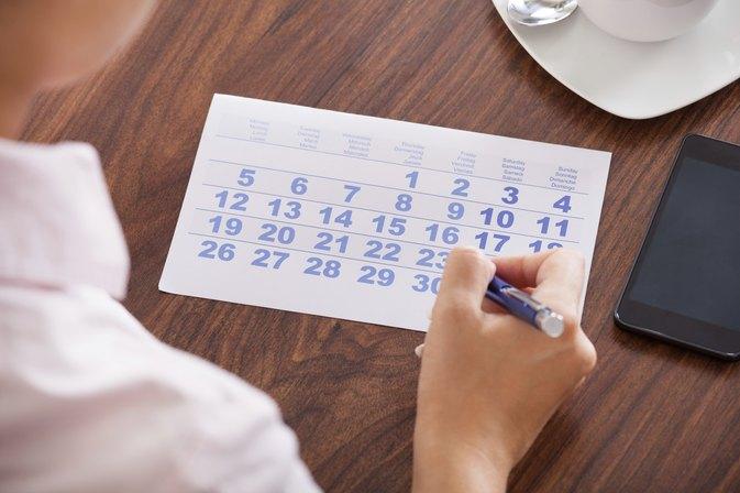 How to Create a Monthly Meal Calendar | LIVESTRONG.COM