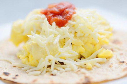 4. Protein Eggsadilla