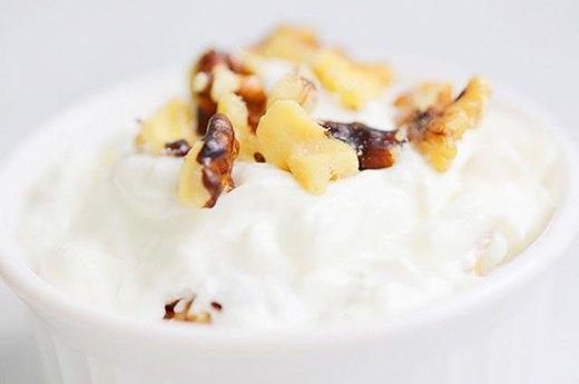 10. Walnut Yogurt Breakfast