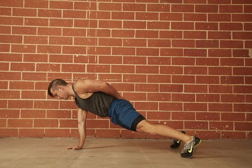 24. One-Arm Push-Up