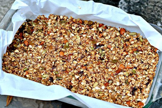 8. If You Like Store-Bought Granola Bars … Try Homemade Whole-Food Bars