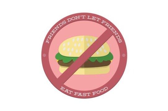 7. Fast Food