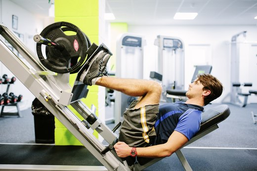 10 Machine-to-Free-Weight Swaps to Improve Your Strength Gains