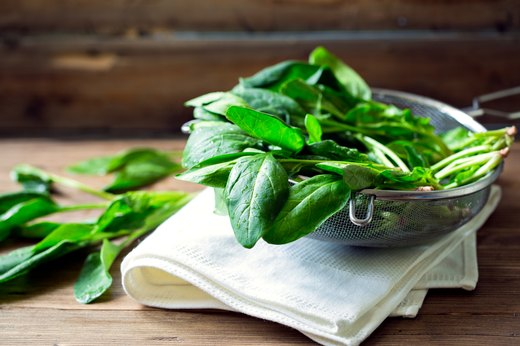 19. Spinach