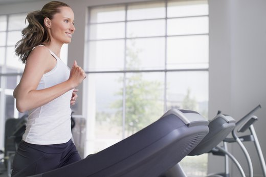Adjust Treadmill Incline to Approximate Outdoor Running