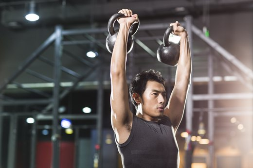 3. Kettlebell Training Produces Greater Power