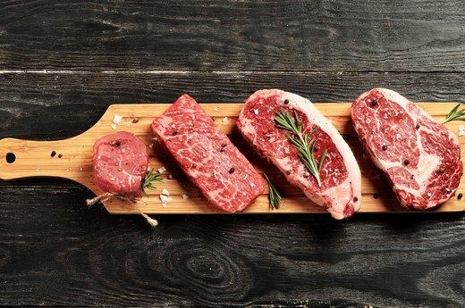 5. Grass-Fed Beef