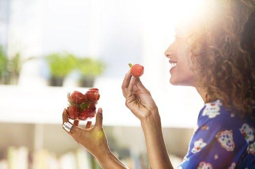 20. Strawberries