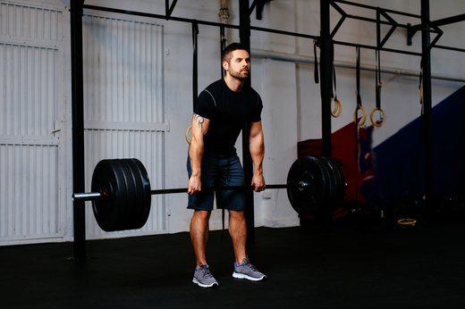 6. Deadlift 250 Percent of Your Body Weight