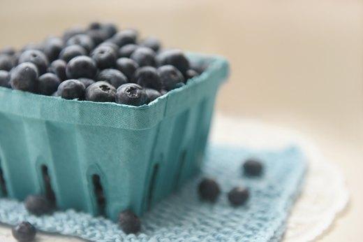 5. Blueberries
