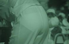 赤外線カメラが見えすぎてヤバイ!街角スナップがパンツもブラも丸見えで困るw