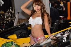 《東京オートサロン2019》露出度MAXなエロ衣装の美女コンパニオンさんをカメコ目線で激写Vol.2