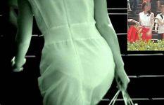 【街撮比較編】高性能カメラを使った反則級の赤外線で透けた下着の盗撮エロ画像Vol.2