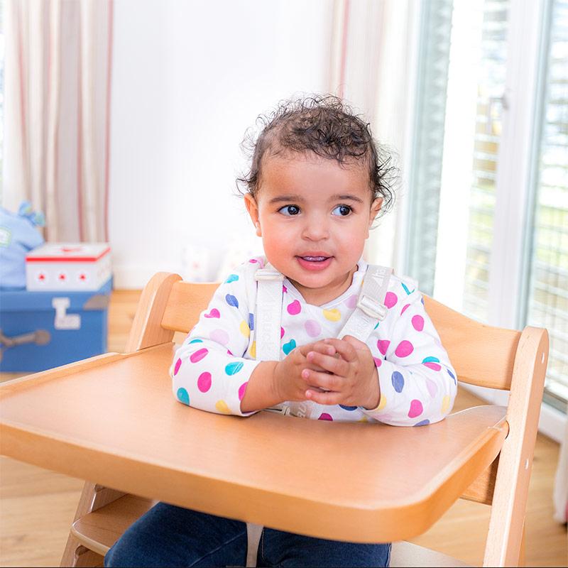 Hauck Baby und Kinder Hochstuhl Beta Plus